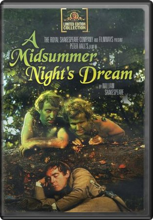 A Midsummer Night's Dream (Widescreen)