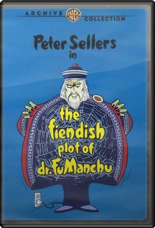 The Fiendish Plot of Dr. Fu Manchu (Widescreen)