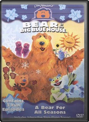 Bear in the Big Blue House - A Bear For All