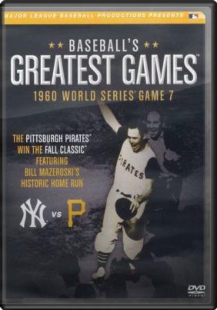 Baseball - Baseball's Greatest Games - 1960 World