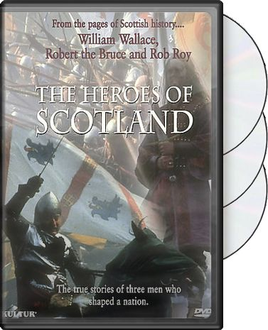 The Heroes of Scotland Box Set (3-DVD)