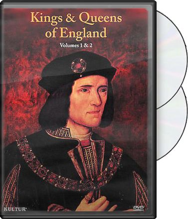 Kings & Queens of England Box Set (2-DVD)