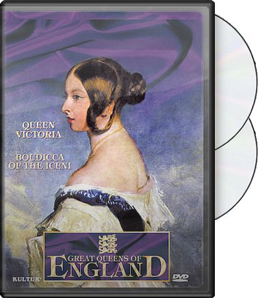 Great Queens of England Box Set (2-DVD)