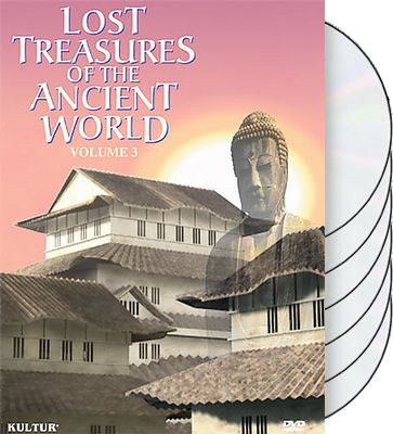 Lost Treasures of the Ancient World Box Set 3