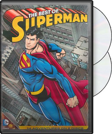 Superman - The Best of Superman (2-DVD)
