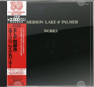 Volume 1 - Works (Mini LP Sleeve) [Import]