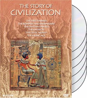 The Story of Civilization Box Set (6-DVD)
