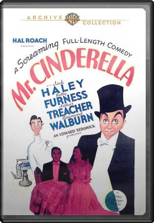 Mr. Cinderella (Full Screen)