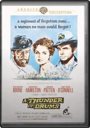 A Thunder of Drums (Widescreen)