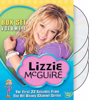 Lizzie McGuire - Box Set: Volume 1