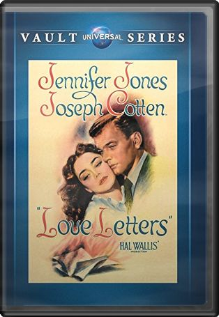 Love Letters DVD R 1945 Directed By William Dieterle