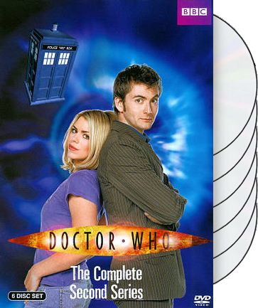 Complete 2nd Series (6-DVD)