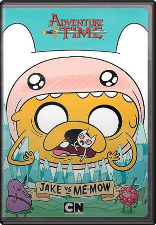 Adventure Time - Jake vs. Me-Mow