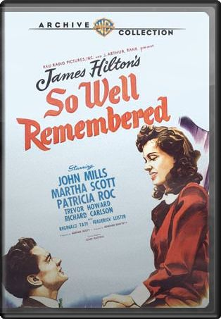 So Well Remembered (Full Screen)