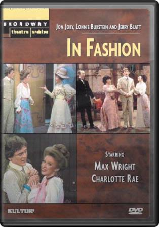 Broadway Theatre Archive - In Fashion