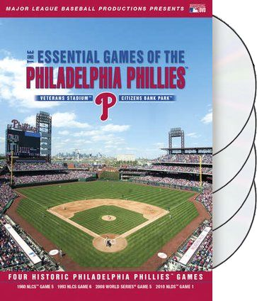 The Essential Games of the Philadelphia Phillies