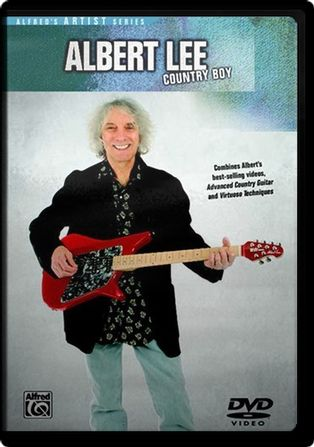 Albert Lee - Country Boy (2-DVD-DVD-ROM Included)