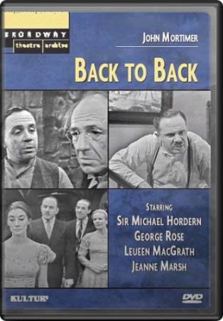 Broadway Theatre Archive - Back To Back