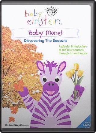 Baby Monet - Discovering The Seasons