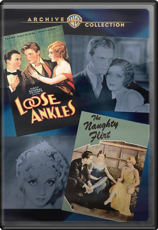 Loose Ankles (1930) / The Naughty Flirt (1931)