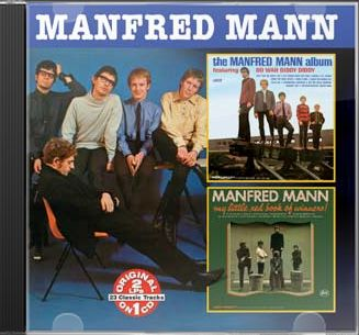 Manfred Mann Album / My Little Red Book of Winners