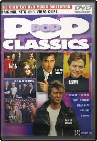 Pop Classics: Original Hits & Video Clips [Import]