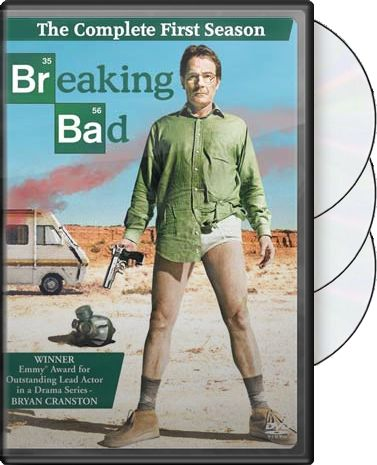 Breaking Bad - Complete 1st Season (2-DVD)