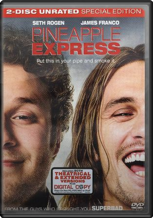 Pineapple Express (2-DVD, Unrated)