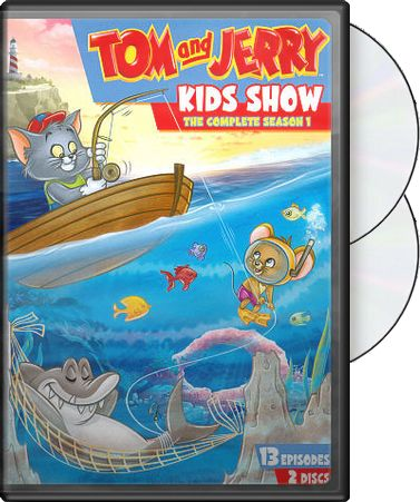 Tom & Jerry Kids Show - Complete 1st Season