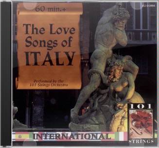 Love Songs of Italy