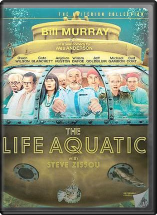 The Life Aquatic With Steve Zissou (Widescreen)