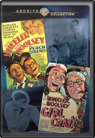 Wheeler & Woolsey Double Feature: Girl Crazy