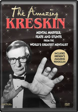 The Amazing Kreskin: Mental Marvels, Feats and