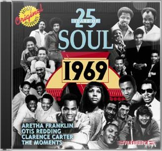 25 Years of R&B: 1969