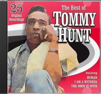 The Best of Tommy Hunt