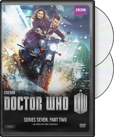 #232-#239: Series 7, Part 2 (2-DVD)