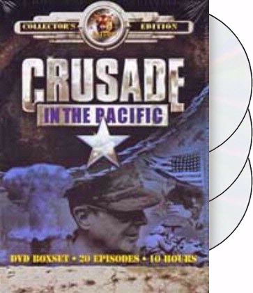 Crusade in the Pacific, Volumes 1-3 (3-DVD)
