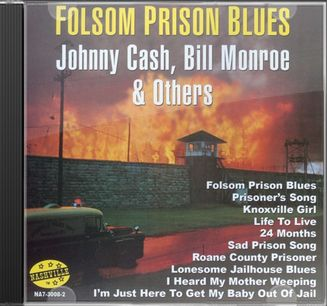 Folsom Prison Blues Cd 2013 Nashville Records Oldies Com