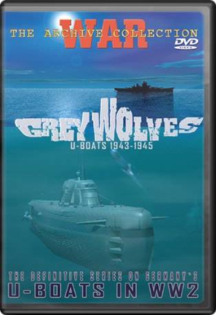 Grey Wolves, U-Boats 1943-1945