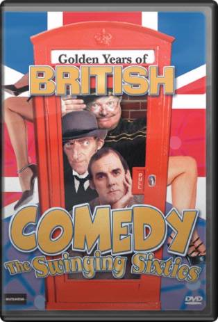 The Golden Years of British Comedy - '60s