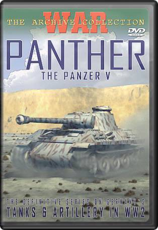Tanks & Artillery in WW2: Panther - The Panzer V