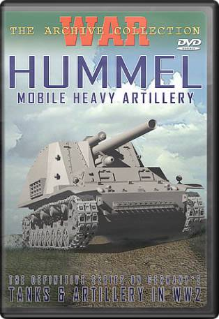 Tanks & Artillery in WW2: Hummel - Mobile Heavy