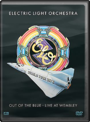 Out of the Blue Live at Wembley (Special Edition