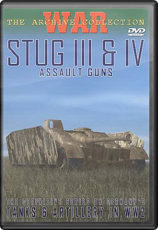 Tanks & Artillery in WW2: Stug III & IV Assault