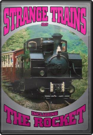 "Classics of Steam: Strange Trains (Including ""The"