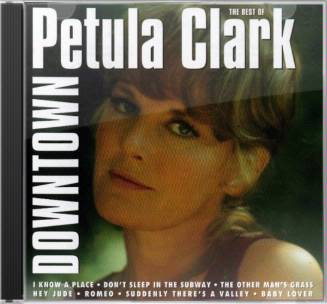 Downtown: The Best Of Petula Clark (2-CD Import)
