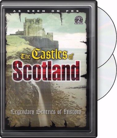 Scotland: The Castles of Scotland (2-DVD)
