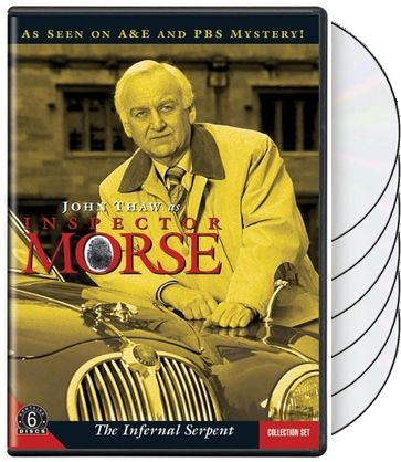 Inspector Morse - Infernal Serpent Set (6-DVD)