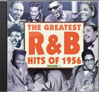 The Greatest R&B Hits Of 1956, Volume 1 (2-CD)