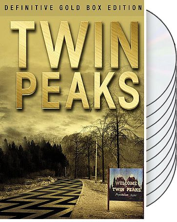 Twin Peaks - Definitive Gold Box Edition (10-DVD)